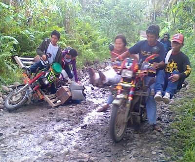 Philippines Tricycle | Motorela | Habal-Habal