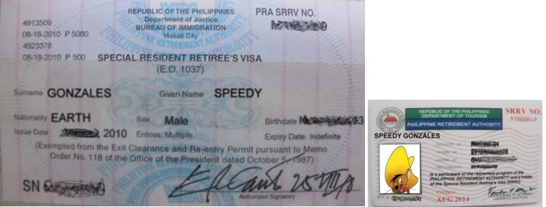 Philippines Visa & Visa Extension