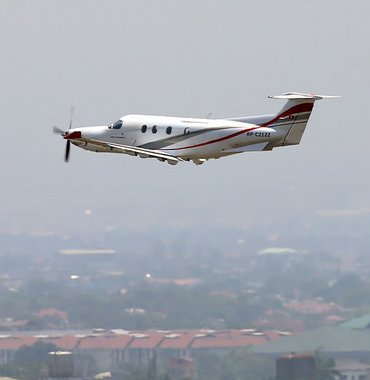 Asian Aerospace Pilatus PC-12NG